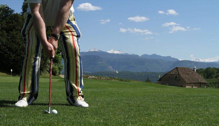 Golf, Foto: EMS, © Peer