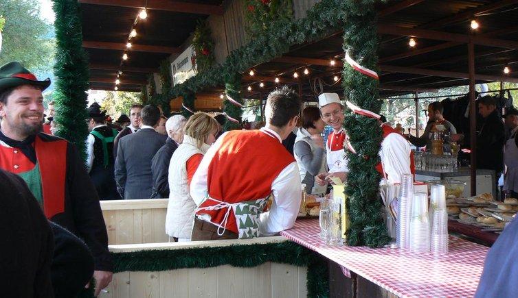 Feste in St. Pauls und Girlan, Foto: ED, © Peer