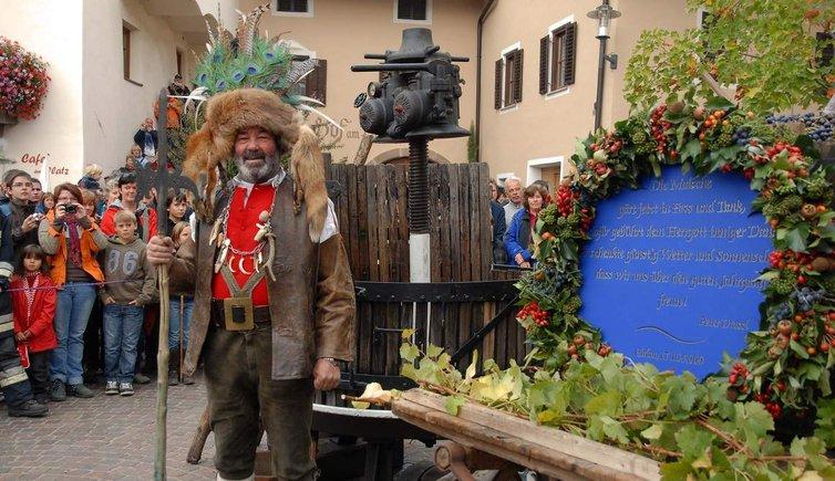 Brauchtum & Kultur, Foto, © Tourismusverein Eppan - Raiffeisen