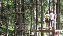 Abenteuerpark in Kaltern 2011