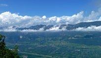 Wanderung von Gschnon zum Aussichtspunkt Kanzel