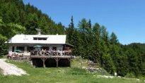 Überetscher Hütte Roen Mendel Wanderung Oltradige 2011