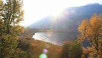 Kalterer See Herbst Lago di Caldaro 2011
