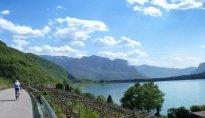 Radweg von Eppan zum Kalterer See 2011