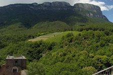 Le rovine del Castel Boymont